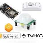 Costruire un sensore di movimento: Tasmota o Apple HomeKit