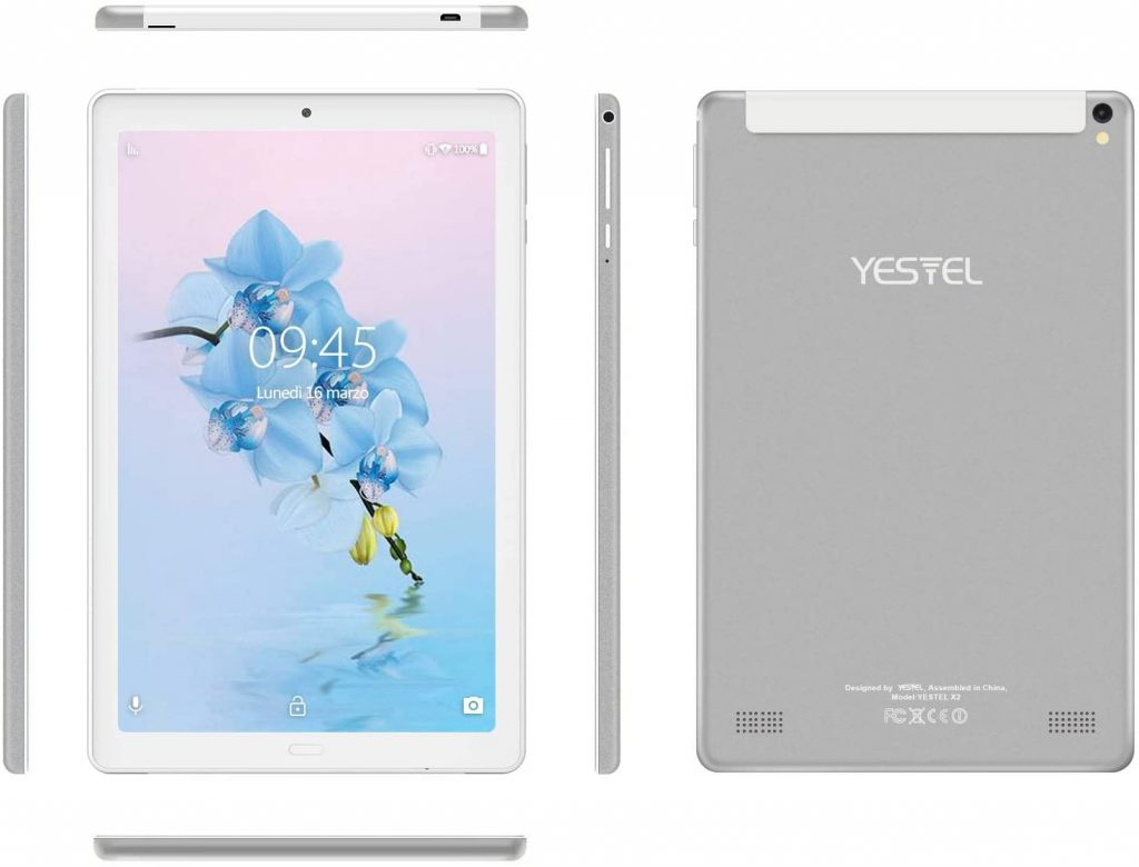 Yestel Tablet